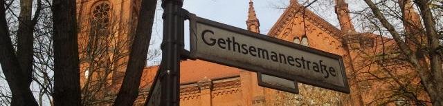 Gethsemanestraße