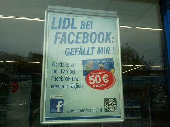 Lidl Facebook