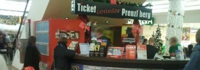 Tickets Schönhauser Allee Arcaden