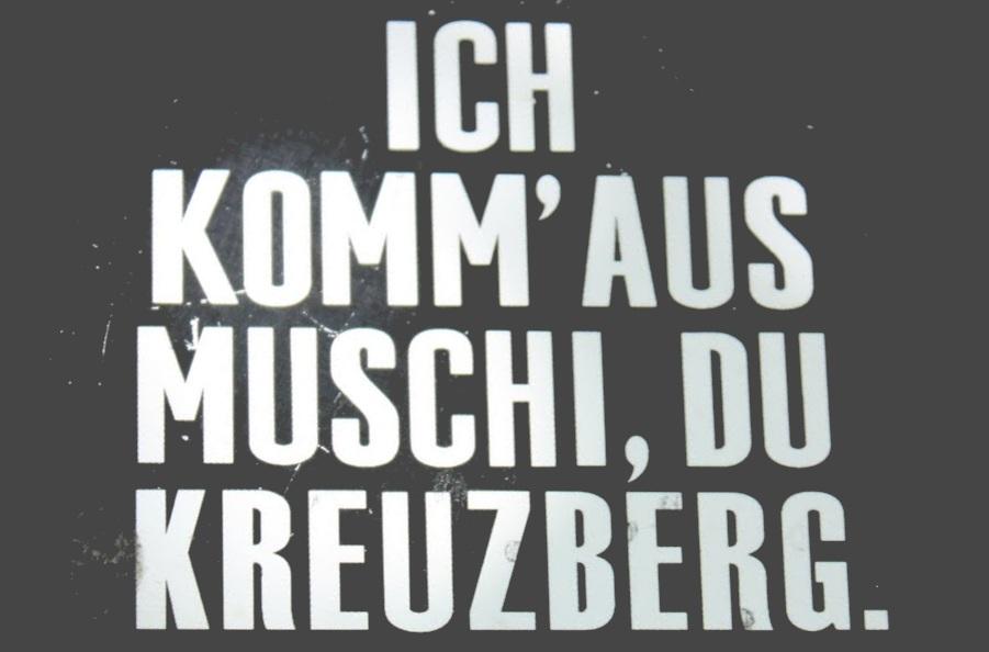 Kreuzberg Bergmannstraße