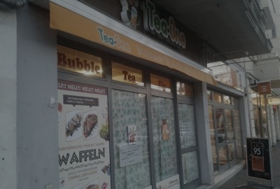 Bubble Tea Waffeln