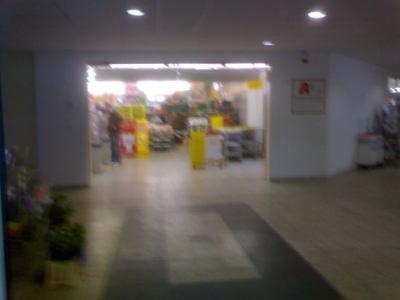 Netto Supermarkt Ödnis