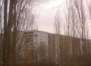 mieses Wetter Storkower Straße