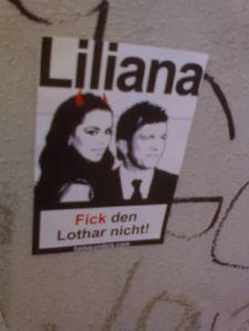 Storkower Aufkleber Lothar Matthäus